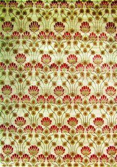 Nice Arts and Crafts rug.