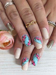 Nailart, Nail Designs, Beauty, Nail Ideas, Mac, Simple Party Makeup, Nailed It, Art Nails, Nail Bling
