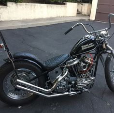 California Panhead Chopper For Sale