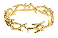 Antler Bangle | Glamhouse