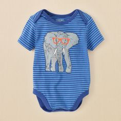 newborn - outfits - mr. personality plus - little talker bodysuit | Children's Clothing | Kids Clothes | The Children's Place