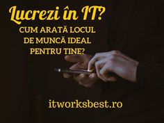 Chestionarul Best place to work in IT in Romania