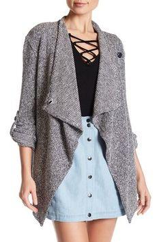 Anitra Draped Jacket