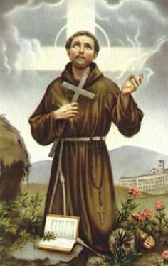 st francis Religious Images, Religious Icons, Religious Art, Catholic Religion, Catholic Saints, St Francis Assisi, Clare Of Assisi, Life Of Jesus Christ, St Clare's