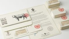 engraved business cards...