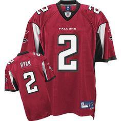 d59159ef9 NFL Atlanta Falcons Matt Ryan Replica Jersey -  40.00 - at Sports Fan  Playground - http