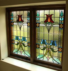 traditional leaded glass windows patterns - Google Search