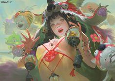 Child Heart by ZeenChin