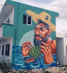 by Apitatan in Holbox, Mexico, 4/15 (LP)