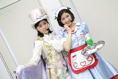 Jurina & Mayuyu #AKB48 #SKE48