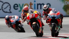 MotoGP Austria: Jorge Lorenzo Wins at Red Bull Ring, Defeats Marc Marquez in Late Battle Vinales, Marc Marquez, Monster Energy, Ducati, Road Racing, Motogp, Red Bull, Nascar, Motorbikes
