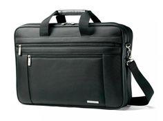 Samsonite Corporation Business Laptop Briefcase, Black - CASE OF 1 Business Briefcase, Business Laptop, Laptop Briefcase, Luggage Bags, Luggage Accessories, Computer Accessories, Accessories Store, Best Laptop Backpack, Shopping