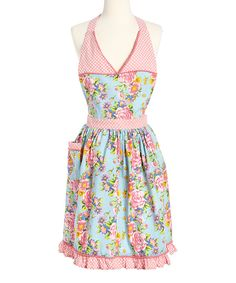 Vintage style aprons are my favorite!