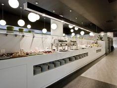 Barceló Castellana Norte, Madrid Restaurante buffet
