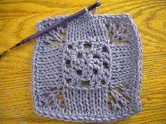 Knooking, ovvero l'arte di fare la maglia con l'uncinetto