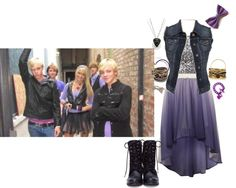 """If I Were In R5 158"" by jordybell ❤ liked on Polyvore"
