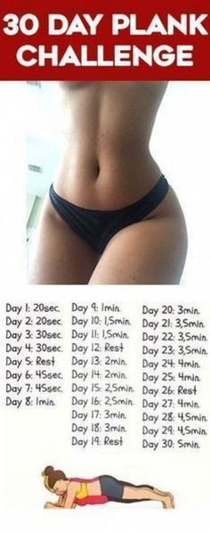 30 day plank challenge for beginners before and after results - Try this 30 day plank exercise for beginners to help you get a flat belly and smaller waist. fitness workouts for women Fitness Workouts, Fitness Herausforderungen, Sport Fitness, Health Fitness, Fitness Plan, Muscle Fitness, Fitness Shirts, Retro Fitness, Loose Weight