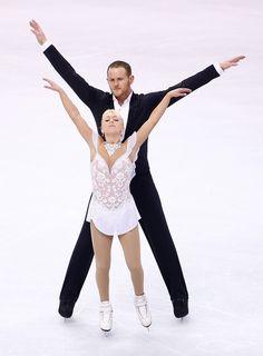 Caydee Denney and John Coughlin