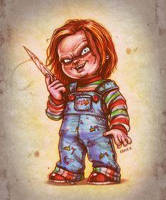 Chucky the Good Guy by EddieHolly on deviantART