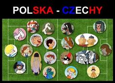 Miniony mecz Polska - Czechy z innej perspektywy.