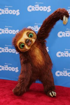 Guy and belt the croods wallpaper the croods pinterest how cute sloths took over pop culture the world voltagebd Images