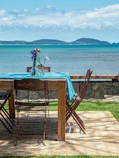 Las Cositas de Beach & eau: EN LA EXUBERANTE BRASIL....................................................verde y mar................