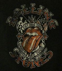 Stones Tour 98