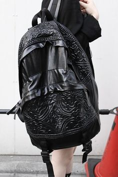 Coolest Leather Backpack Ever Tumblr Backpack e0098c91475fb