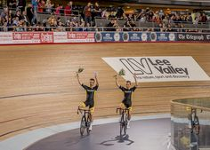 Iljo Keisse and Wim Stroetinga win Revolution Series 3 for Team PedalSure Revolution Series, Series 3, Discovery, Competition, Cycling, Basketball Court, Bicycle, Sports, Hs Sports