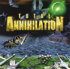 Total Annihilation - with Commander Pack [PC]