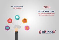 Wish you all a prosperous new year 2016! http://adstringo.in/