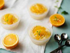 Vitamiinivispi Cantaloupe, Pudding, Cooking Recipes, Fruit, Breakfast, Sweet, Ethnic Recipes, Desserts, Food