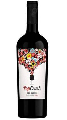 PopCrush Red Blend