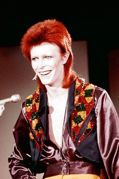 "David Bowie, ""The 1980 Floor Show"" from NBC's The Midnight Special, 1973"