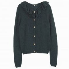 Cardigan femme : XS au L   Émile et Ida Cardigan Vert, Pulls, Sweatshirts, Sweaters, Fashion, Moda, Fashion Styles, Trainers, Sweater