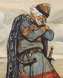 Oleg of Novgorod - Varangian prince who ruled all or part of the Rus people during the early 10th century.