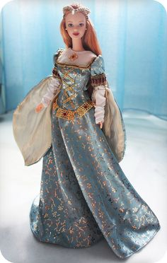 Guinevere Barbie Doll Together Forever Collection 2000