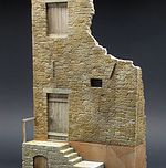 military scale modelling diorama products