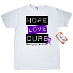 Inktastic Never Lose Hope Non Hodgkins Lymphoma Cancer Awareness T-Shirt Lime
