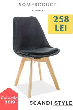 Dior, Scandi Style, Ikea, Velvet, Chair, Modern, Furniture, Black, Home Decor