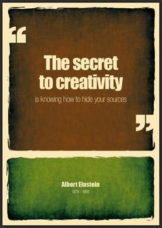 Secret to Creativity  #creativity #secret #key #art