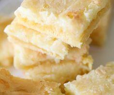 Ooey Gooey Cake Mix Bars
