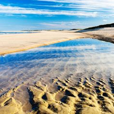 Coast Guard Beach, Massachusetts. The Cape Cod National Seashore is truly a national treasure, and Coast Guard Beach, which lies in the midst of this pristinely protected swath in Eastham, Massachusetts, is the golden-sand diamond amidst jewels. Coastalliving.com