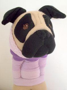 Little Pug Sockamajig