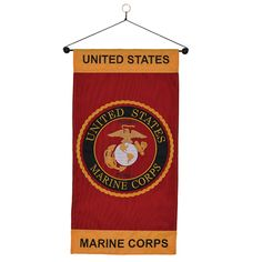 Marine Corps Hanging Banner, ITB4473
