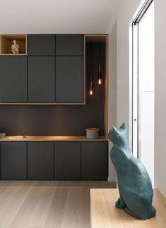 6 Amazing Products Created by 6 Top Interior Designers Kitchen Room Design, Modern Kitchen Design, Home Decor Kitchen, Interior Design Kitchen, Contemporary Interior, Top Interior Designers, Kitchen Cabinet Design, Modern Kitchen Cabinets, Küchen Design