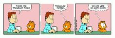 Garfield & Friends | The Garfield Daily Comic Strip for June 06th, 2015