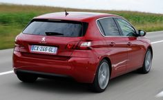 New Review Peugeot 308 Release Rear Side View Model