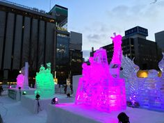 2015年第66回さっぽろ雪まつり 2015年2月5日(木)から11日(水) The 66th time Sapporo snow festival  【すすきの会場 氷の彫刻(動画)】 http://youtu.be/BNDd9oYivc0  【昨年のプロジェクションマッピング】 Projection mapping by Sapporo snow festival|2014年第65回さっぽろ雪まつり(プロジェクションマッピング) http://youtu.be/2rLZrd-0fcA