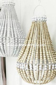 WOODEN Lamp, NATURAL